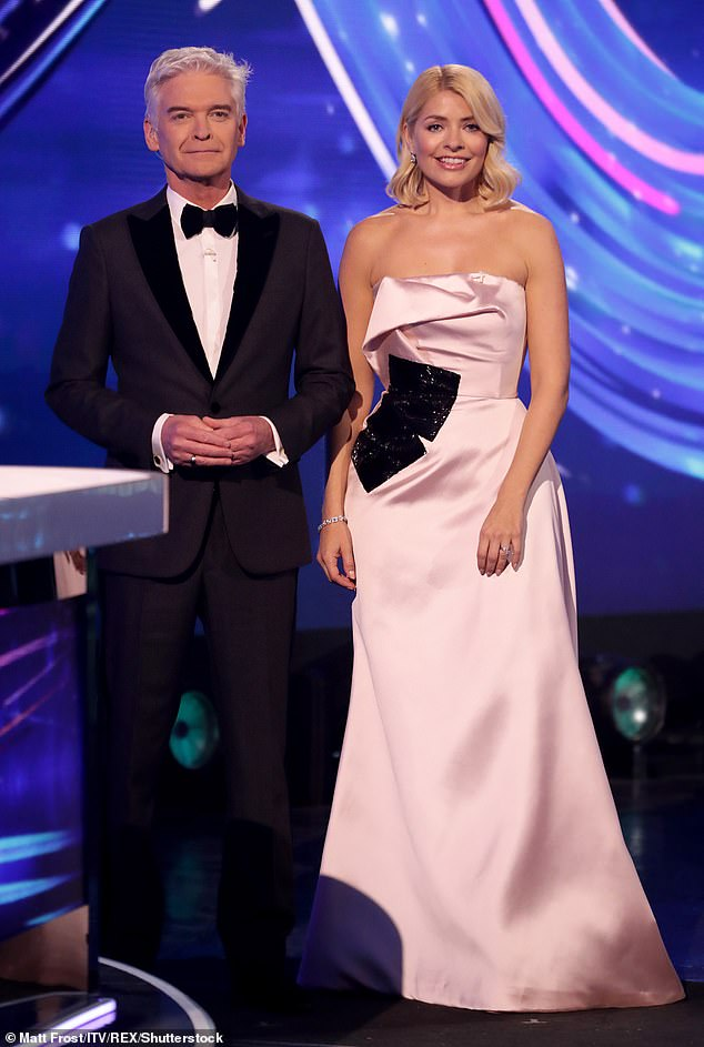 Return: This series, which will be hosted by returning TV personalities Phillip Schofield and Holly Willoughby, will return for a Christmas edition before the January competition