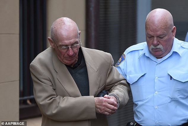 Smith's long relationship with the since disgraced detective sergeant Roger Rogerson caused both men ongoing difficulties and was portrayed in the award-winning television series Blue Murder. Rogerson (left) is serving life for the murder of 20-year-old drug dealer Jamie Gao