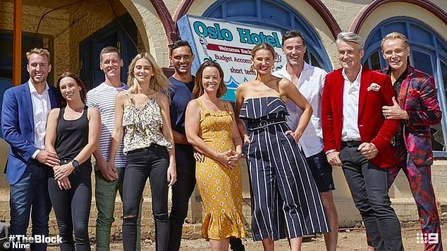 Who will it be? The current contestants face a close race to the finish as many begin to run out of money after having blown it all on renovating the expansive properties.