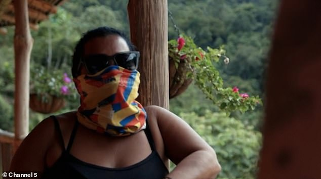 An assassin working for a Colombia cartel agreed to speak on camera about the 'kill or be killed' nature of life in Medellín, for the Channel 5 show Doing Drugs For Fun