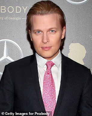 Nevils agreed to be named as she told her story to Ronan Farrow (above) who has included it in his new book