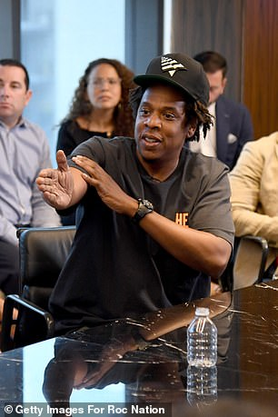 Jay-Z had been a vocal supporter of Kaepernick, and even criticized the league for ostensibly blackballing him. However, during his August press conference with NFL commissioner Roger Goodell in Manhattan, Jay-Z seemed to be discouraging future protests