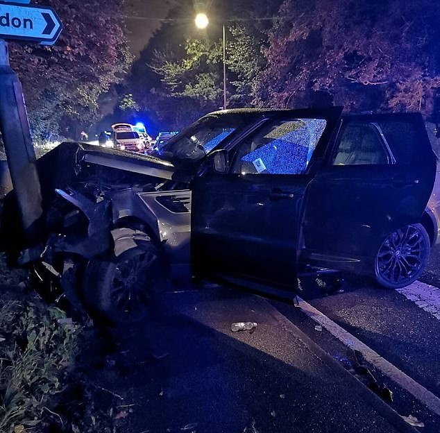 Derby players accused of drink driving were with an 18-year-old academy player in car crash