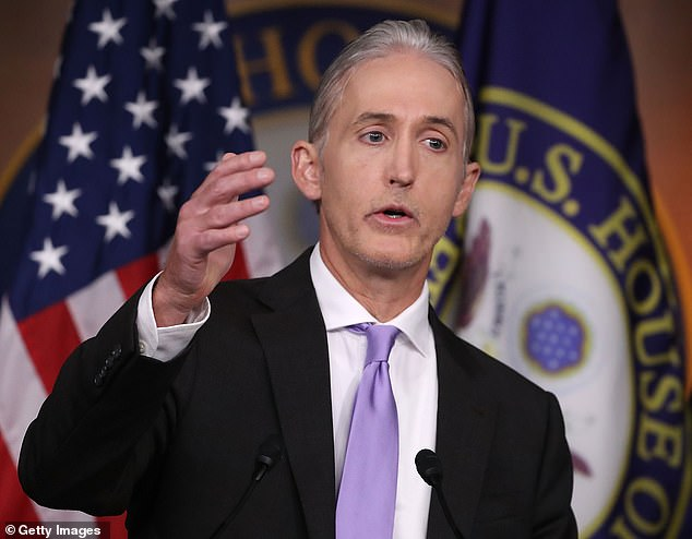 The White House brought in former Rep. Trey Gowdy to help President Trump battle the impeachment inquiry