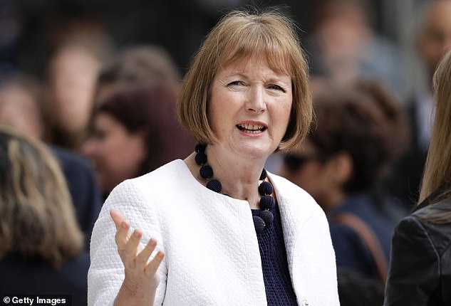 All, that is, except Labour's ex-deputy leader Harriet Harman, who thinks he's wonderful. Hattie's the continuity candidate: Bercow in a blouse