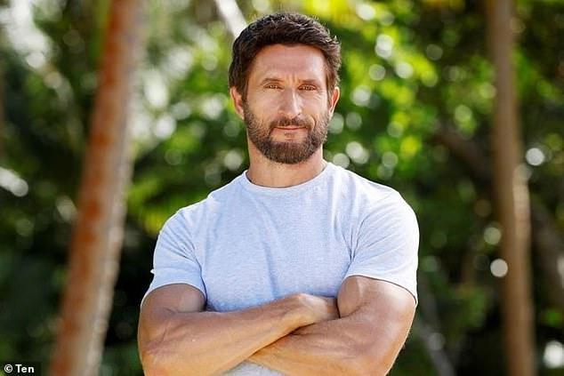 Casting away again: Jonathan LaPaglia (pictured) will also return to host Australian Survivor: All Stars