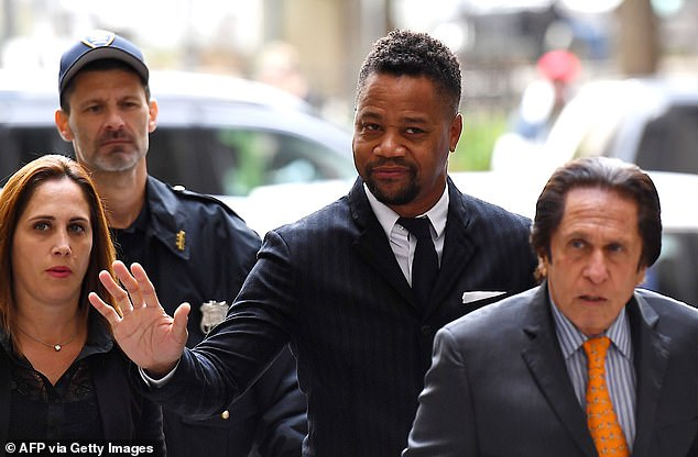 The 51-year-old actor pleaded not guilty to the charges earlier this year. He faces 13 months in prison if convicted of the first two misdemeanors. It is unclear what charges the new, sealed indictment contains