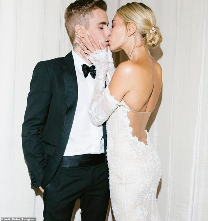 Soulmates: The couple just tied the knot - for the second time in a lavish South Carolina ceremony, attended by a host of A-listers