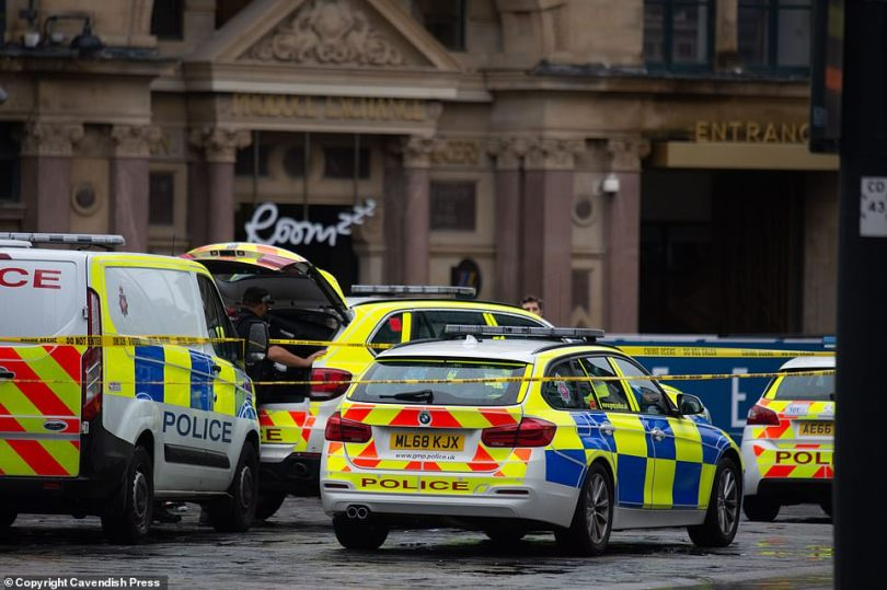 Police say they are keeping an open mind over the motivation behind the multiple stabbings but counter-terror are involved