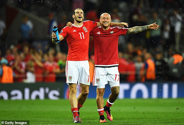 The former Wales international was a part of the Euro 2016 side that reached the semi-finals