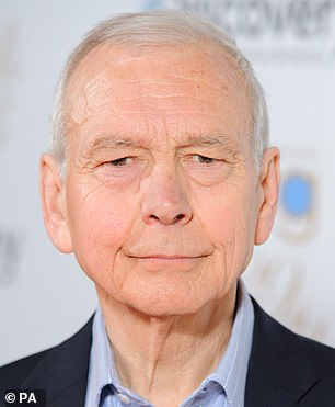 John Humphrys misses his 19-year-old son Owen