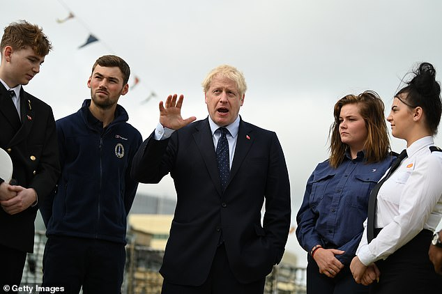 According to EU diplomats, Johnson has proposed keeping Northern Ireland in a UK customs union and some form of EU customs partnership