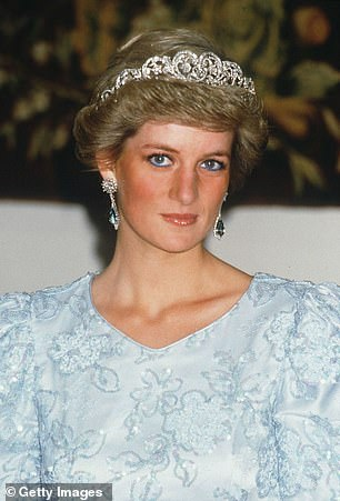 The Duchess of York is making another Royal film – this time about the woman described as the 'Diana of her age' (Diana is pictured in 1987)