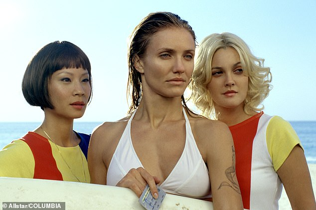 Original angels:The franchise was rebooted for the big screen with 2000's Charlie's Angels, starring Cameron Diaz, Drew Barrymore and Lucy Liu, who all returned along with Demi Moore for the 2003 sequel Charlie's Angels: Full Throttle