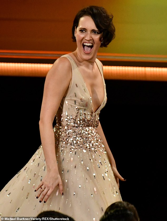 Word reaches me that the star – pictured at last month's Emmys where she picked up four awards – wants to immerse herself in the Big Apple while working on a new project