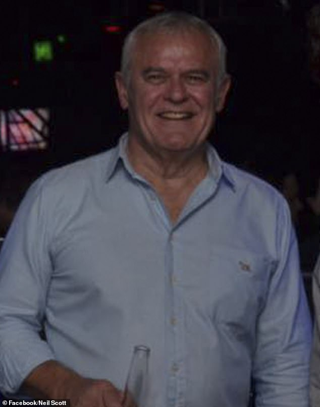 Rapture nightclub owner Neil Temple Scott, 66, ridiculed a young woman who complained that her drink was spiked last Saturday night