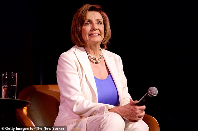 House Speaker Nancy Pelosi announced at the end of September the Democratic-controlled House was opening an impeachment inquiry into the president following revelations he urged his Ukrainian counterpart to dig up dirt on political rival Joe Biden