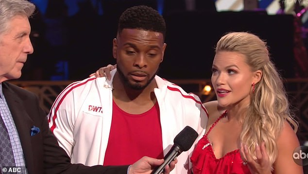 Improved performance: Witney noted that Kel dedicated himself to the performance and was improving