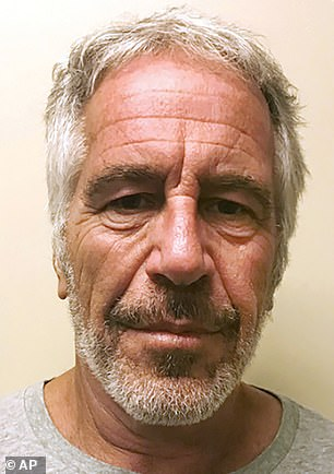 Epstein was found hanged in New York jail cell on August 10 aged 66