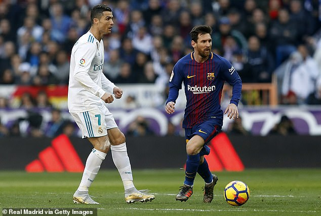 As the top two players on the planet, Ronaldo and Messi have always shared a healthy rivalry