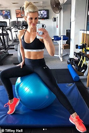 She needs to fuel her body with protein, carbs and healthy fats in order to workout effectively