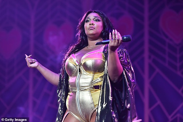 Big hit:Truth Hurts was made eligible for the Grammy's, despite being released two years ago, and the singer is positioned as a likely candidate for Best New Artist
