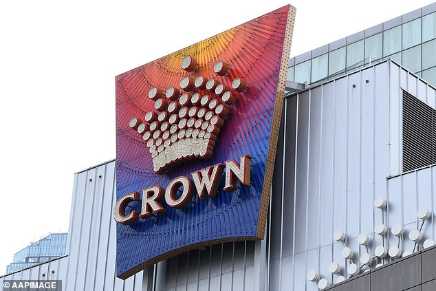 The Springvale man would sell the tins to daigou so they could sell on in China for a profit so that he had money to gamble at Melbourne's Crown Casino