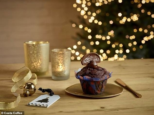Some have suggested they're particularly excited about the brand's new Terry's Chocolate Muffin, which is set to go on sale with the rest of the Christmas menu on 1 November