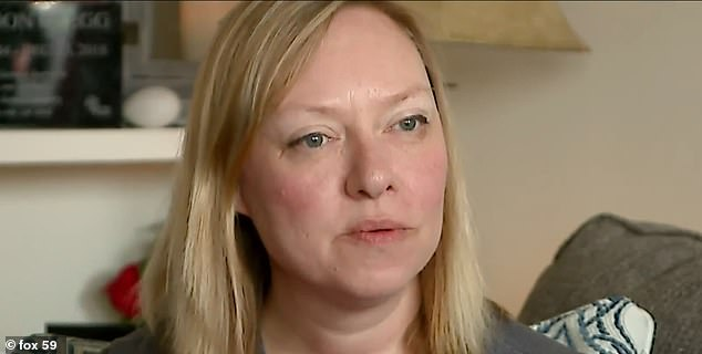 York said that there weren't any warning signs and she was shocked that her son could carry out such an act