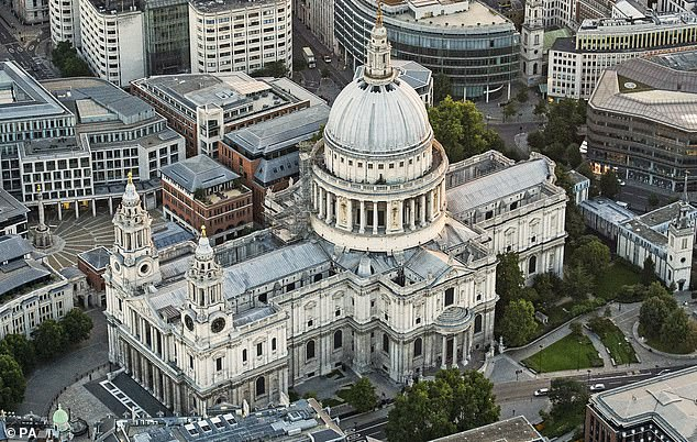 A woman has been charged with an alleged ISIS-inspired plot to bomb St Paul's Cathedral