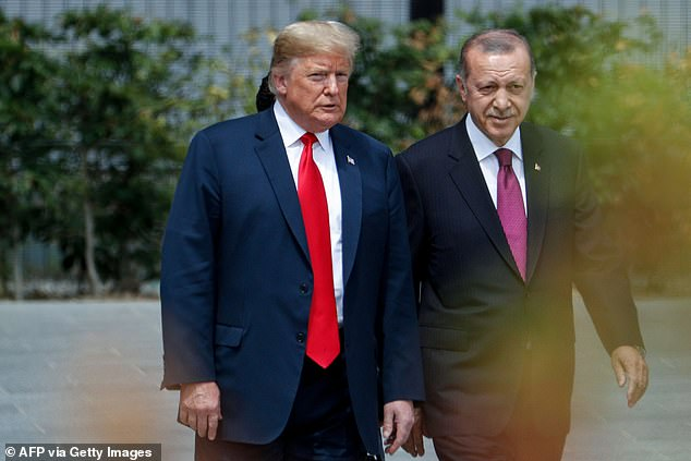 Correspondence: The letter reveals how Trump asked Erdogan not to invade northern Syria
