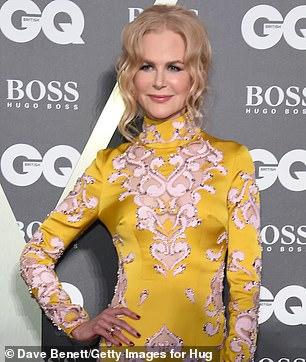In Talk: Nicole Kidman is in negotiations to star in Robert Eggaers' new film The Northman