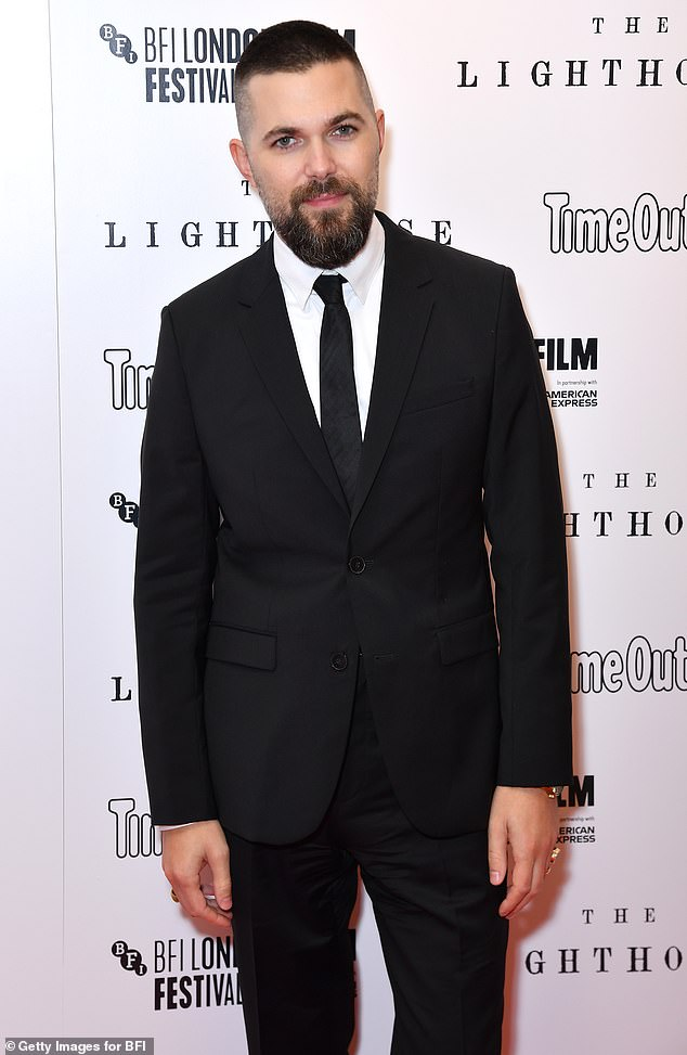Making his mark: Director Robert Eggers, 36, is set to follow up The Witch and The Lighthouse with The Northman, a 10th century Viking revenge saga film