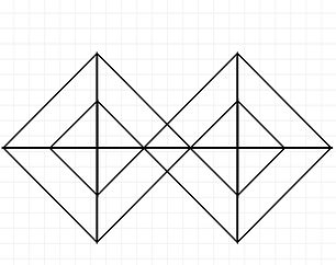 And how many were concealed by this shape