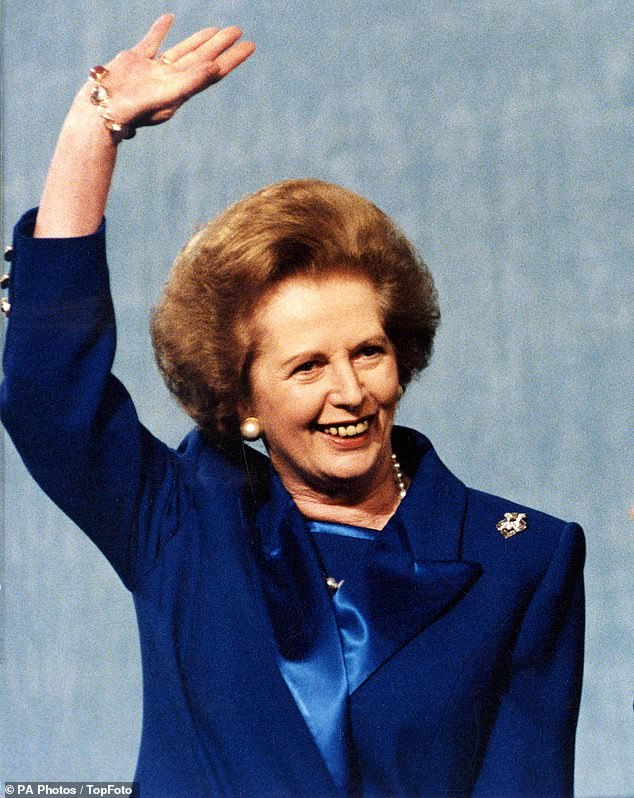 Margaret Thatcher (pictured) would belittle and bully senior Cabinet figures includingGeoffrey Howe and Nigel Lawson