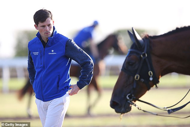 Trainer James Cummings - grandson of the legendary Bart Cummings - is in charge of the local arm of global racing operation Godolphin. He has two horses in The Everest: fast-finishing mare Alizee and the consistent gelding Trekking.