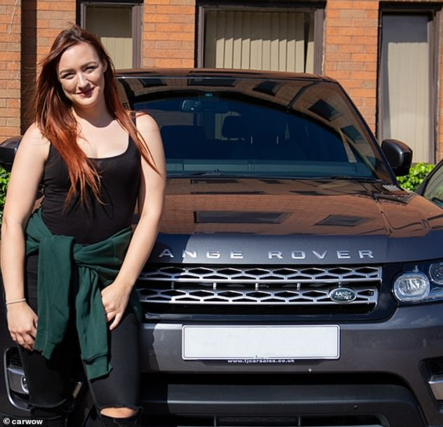 Putting 2,000 Brits to the test, Carwow found that people were more likely to rate potential suitors higher if they were stood in front of a costly car. This woman's attractiveness skyrocketed from 2.6 out of ten to nine on average when standing in front of a £63,000 vehicle