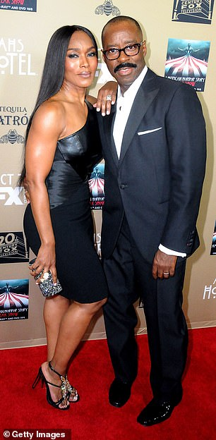 Bassett, who married fellow actor Courtney B. Vance in 1997, went on to say she was able to find 'strength' and get over her trauma with the help of her family, good friends, and her faitH