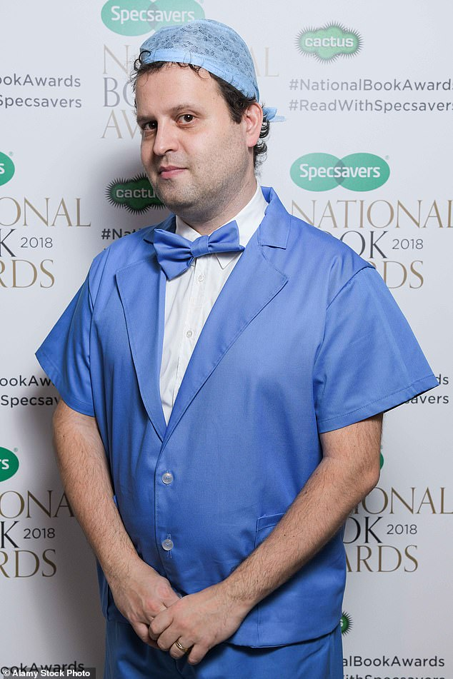 If there¿s one person who knows that laughter is the best medicine, it¿s doctor-turned-writer Adam Kay