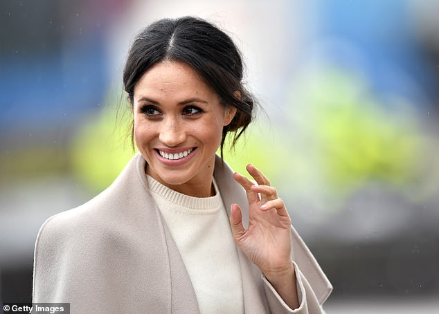 First she was a game show model, then a Netflix TV star and now she¿s a Duchess. Next, get ready for... Meghan Markle ¿ President of the United States