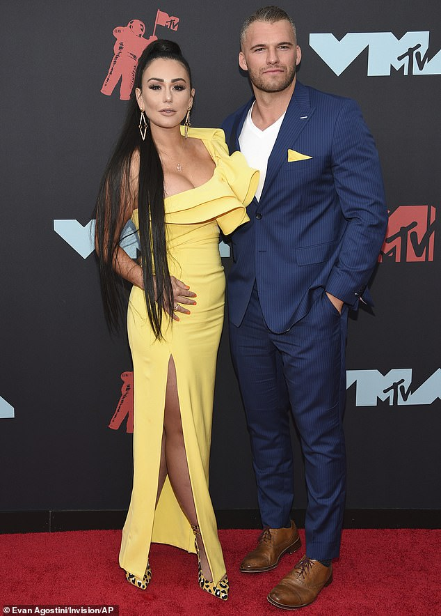 The way they were: There may be hope for Jenni 'JWoww' Farley and Zack Carpinello, who according to an E! News insider 'are trying to work things out' a week post-split