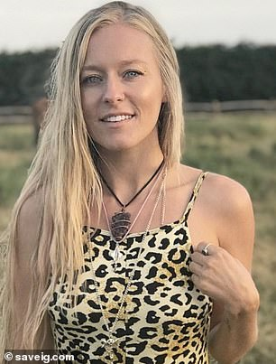 Catherine Kendall had a volatile relationship with Kyle O'Sullivan since December 2017