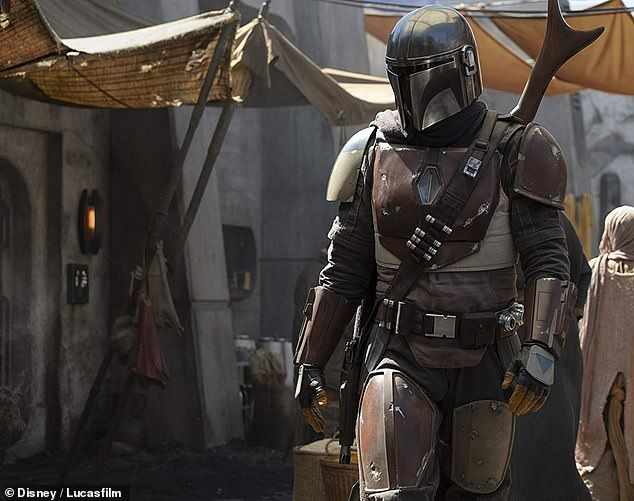 No binge: The upcoming Star Wars series The Mandalorian will be released on the new Disney Plus streaming service, but it will not be a binge-watched series