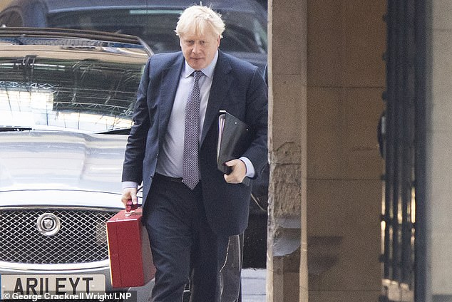 After MPs thwarted his efforts to win a meaningful vote in the Commons on Saturday he will try to hammer through his deal in order to keep his vow to get the UK out by Halloween