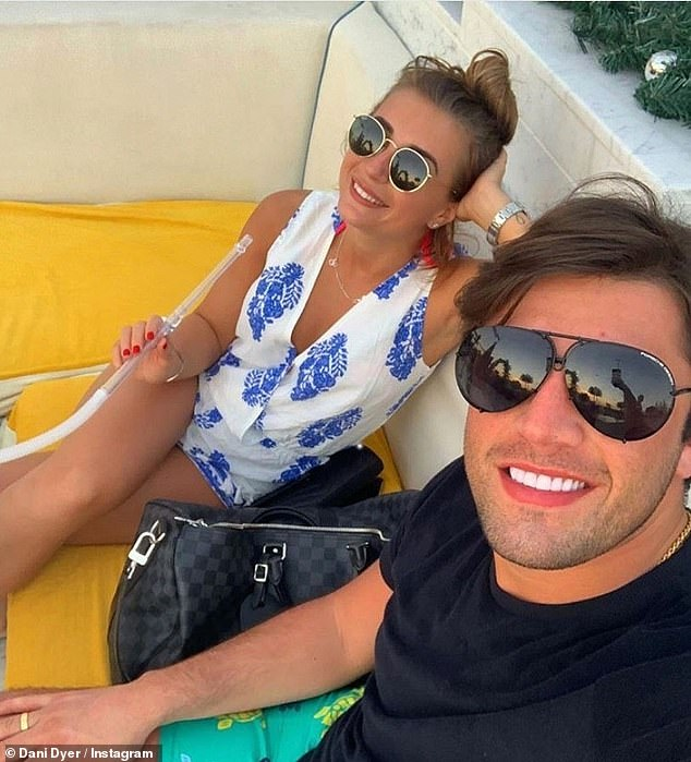 Ex:During Love Island 2018, Dani's on-screen relationship with ex-boyfriend Jack Fincham won the nation's hearts but the couple split just months after winning the show