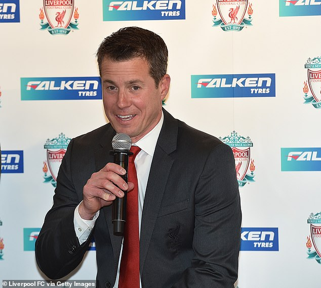 Liverpool's commercial chief Billy Hogan has admitted he didn't read the full Nike contract