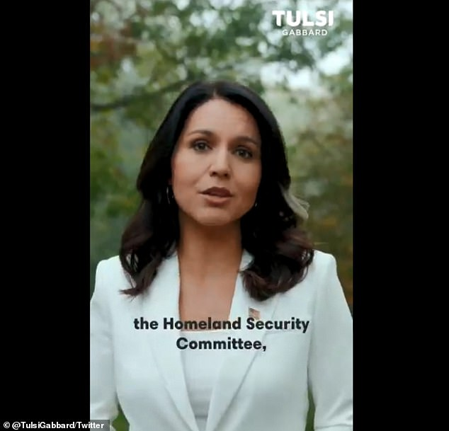Tulsi Gabbard claimed Hillary Clinton is attacking her because she endorsed Bernie Sanders in the 2016 presidential election