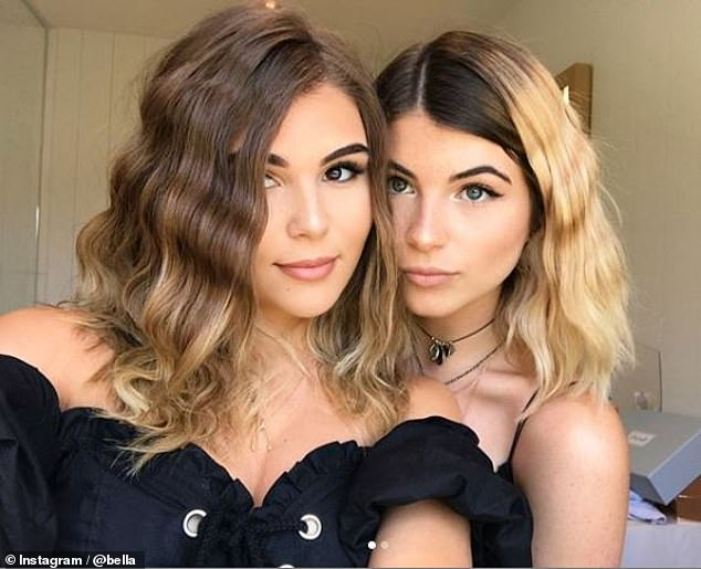 Prosecutors in the college admissions scandal claim that Loughlin, 55, paid a $500,000 bribe for her daughters, Olivia Jade, 20, and Isabella Giannulli, 21, (pictured) to be accepted to the university