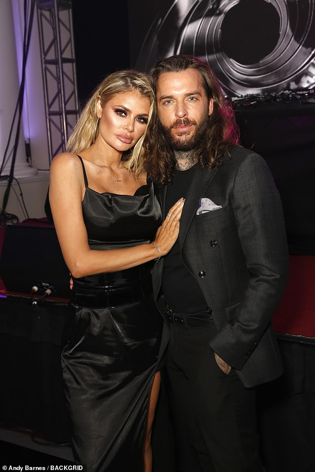 'Chloe deserves to be happy': TOWIE favourite Pete Wicks has thrown his support behind his best friend Chloe Sims' blossoming relationship with French footballer Adil Rami