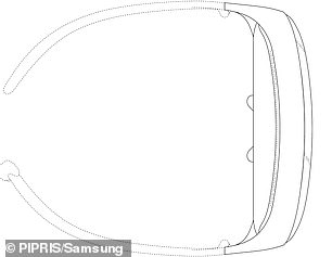 Patent with 3D renderings reveals Samsung is interested in